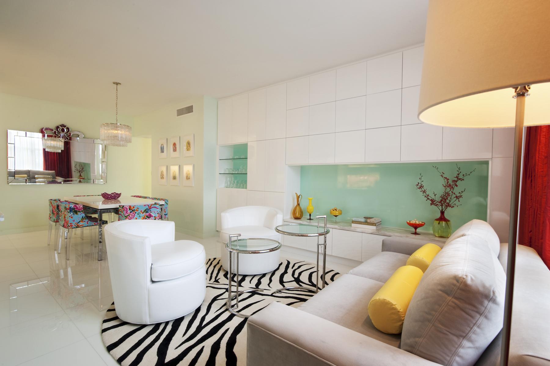 Miami Beach Apartment Avram Rusu Interiors