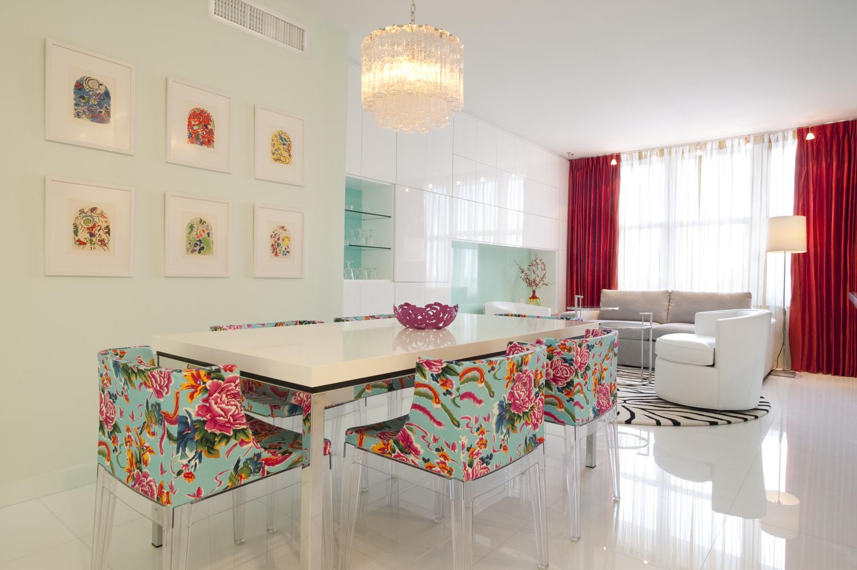 Miami Beach Apartment | Avram Rusu INTERIORS